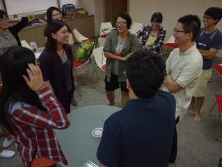 2014.06.14  「玩.桌.遊」-桌遊做為陪伴與教學媒介的可能  清華大學台積館6F