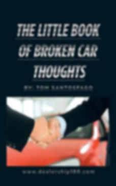 The Little book of broken car thoughts