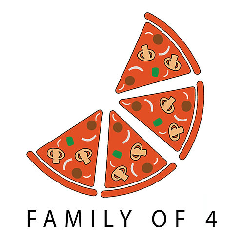 FAMILY OF FOUR (4)