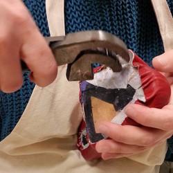 Shoes Handmaking - assembling