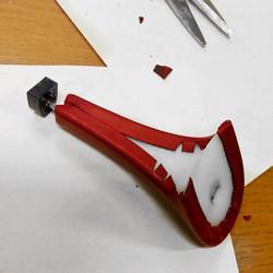 Shoes Handmaking - the heel