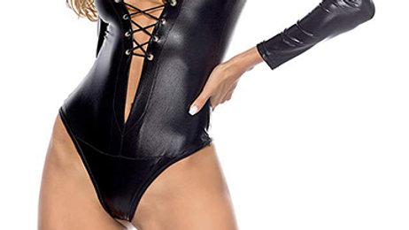 Leather Temptation(Plus Size)