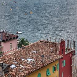 Riva del Garda, dal Bastione