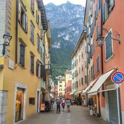 Riva del Garda, il centro