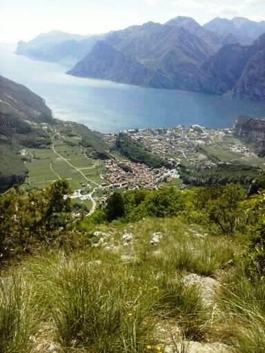 Trekking sul Garda