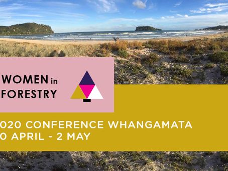 Women in Forestry Conference 2020 - Whangamata