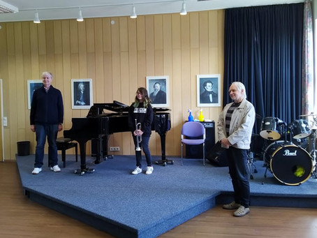 SVA-Prüfungen an der Musikschule Niedergrafschaft