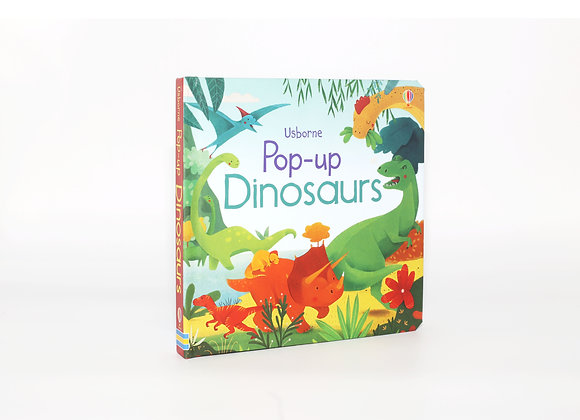 UU001 Pop-up Dinosaurs