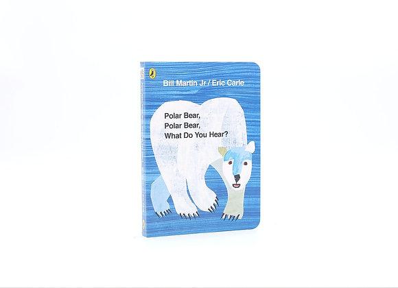 EC004 Polar Bear, Polar Bear, What Do You Hear?