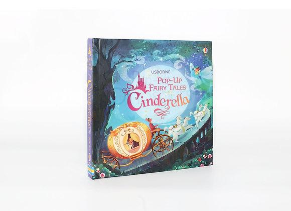 UU004 Pop-up Cinderella