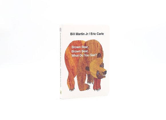EC003 Brown Bear, Brown Bear, What Do You See?