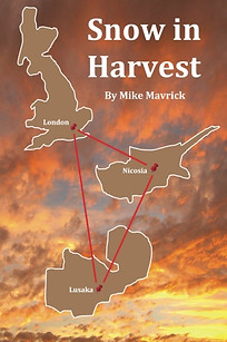Snow in Harvest by Mike Mavrick