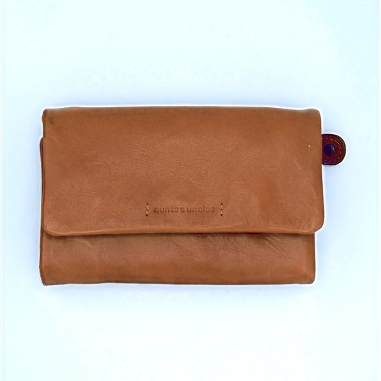 medium carmel wallet