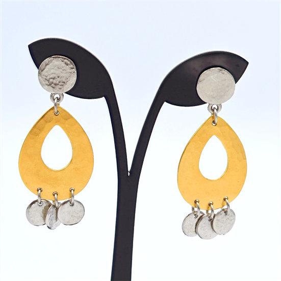 Evelyn Knight earrings