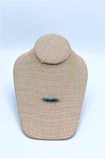 Meridian Turquoise nechlace