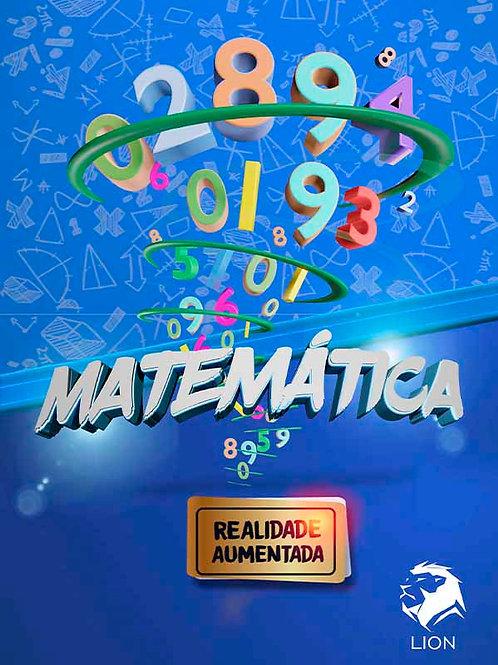 E-book de matemática em realidade aumentada