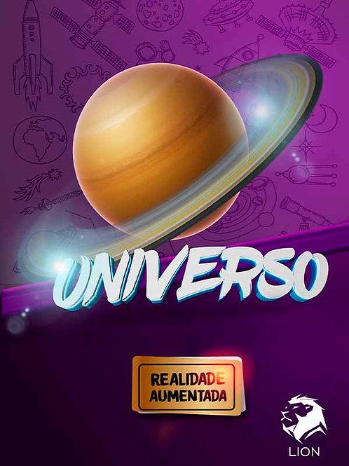 E-book universo em realidade  aumentada