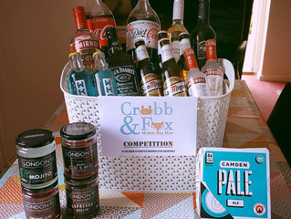Crabb & Fox Mobile Bar Hire competition!
