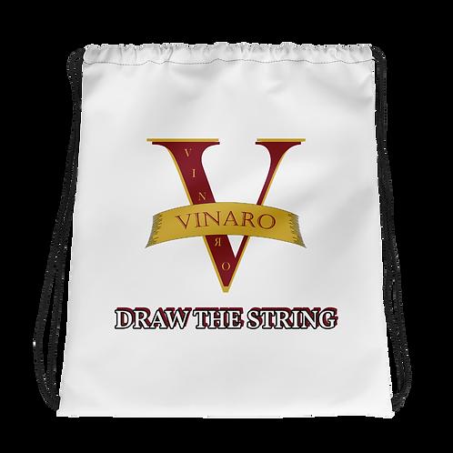 Vinaro Drawstring Bag