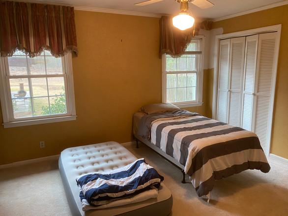 Staff Bedroom - Before