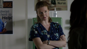 School Nurse Reed in Hostages (CBS)
