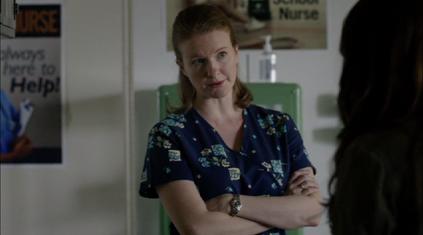 School Nurse Reed in Hostages (CBS)
