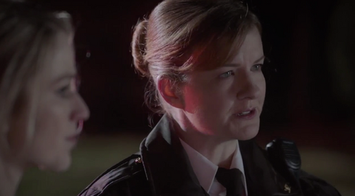 Sheriff Elise Corning in Quantico (ABC)