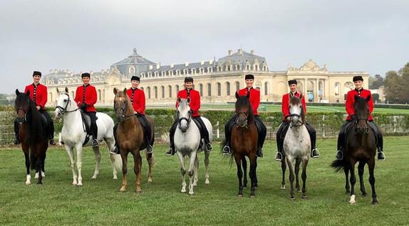 Les Grandes Ecurie de Chantilly