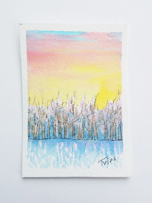 Sunrise Mini #1