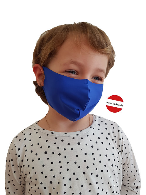 1 Stk. Kindermaske hydrophob 100% wiederverwendbar
