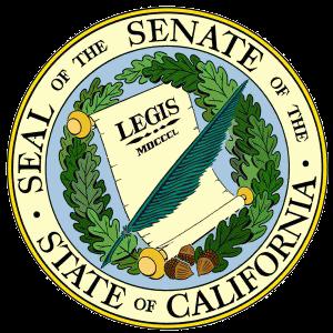 State of California Senate logo