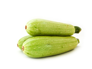 Cornbread Stuffed Zucchini