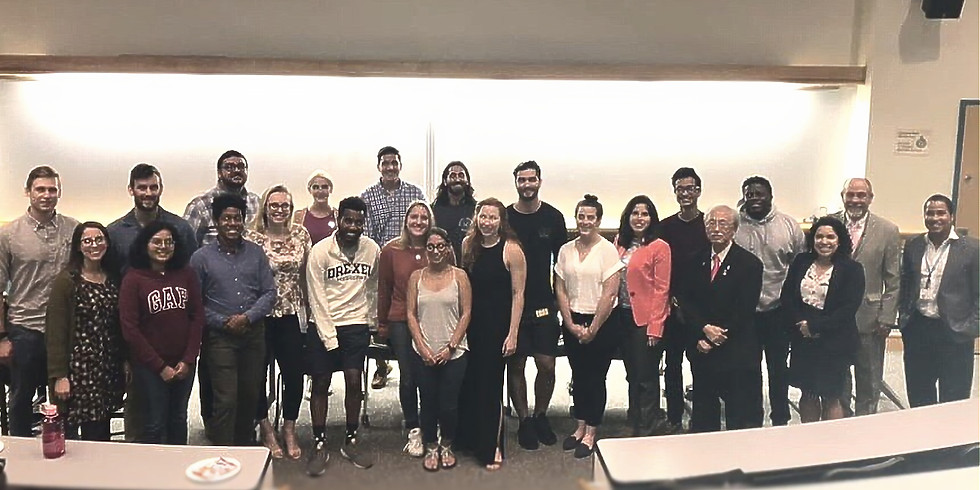 SILAMP Mentorship session with Drexel LMSA students