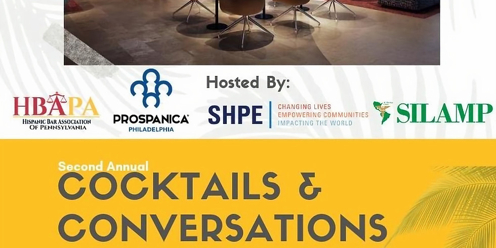 2nd Annual Cocktails and Conversations