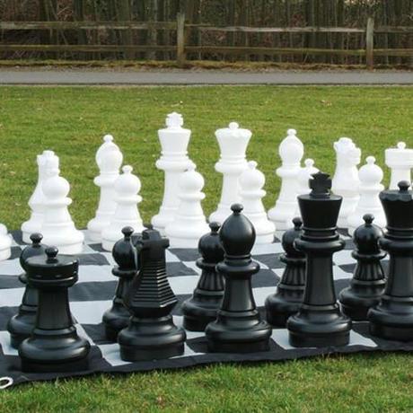 Giant Chess Set