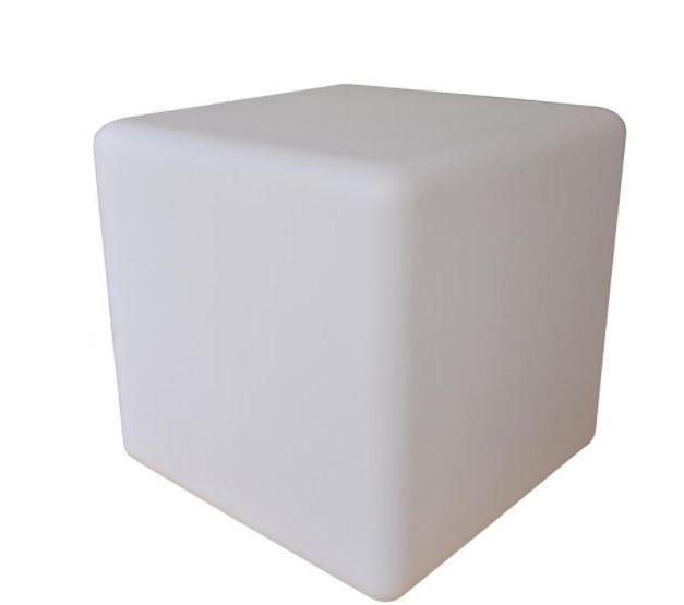 LED Cube Block Furniture