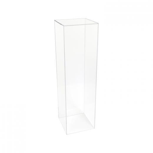 Arcylic Clear Pedestal