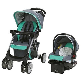 Graco Comfy Cruiser Click Connect Travel