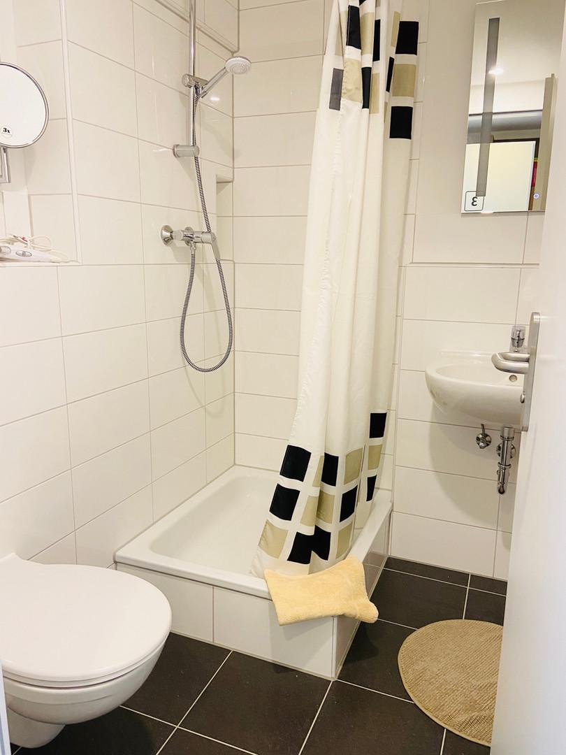 Eines unserer Badezimmer