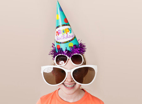 The ultimate guide to a children's birthday party