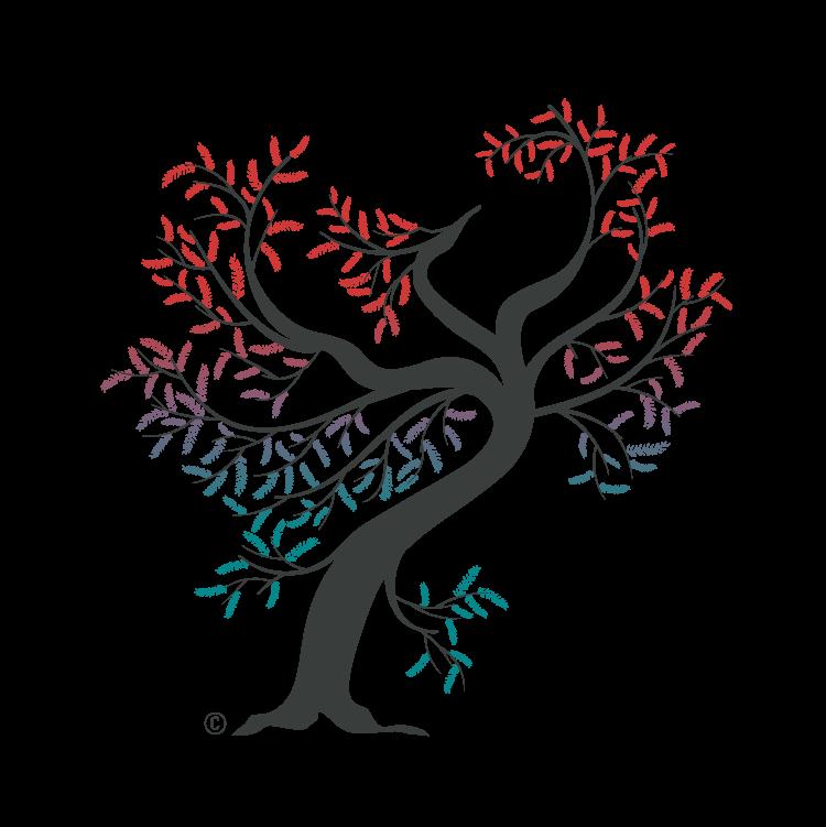 Phoenix Rising Tree of Life