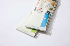 Clearholder Label