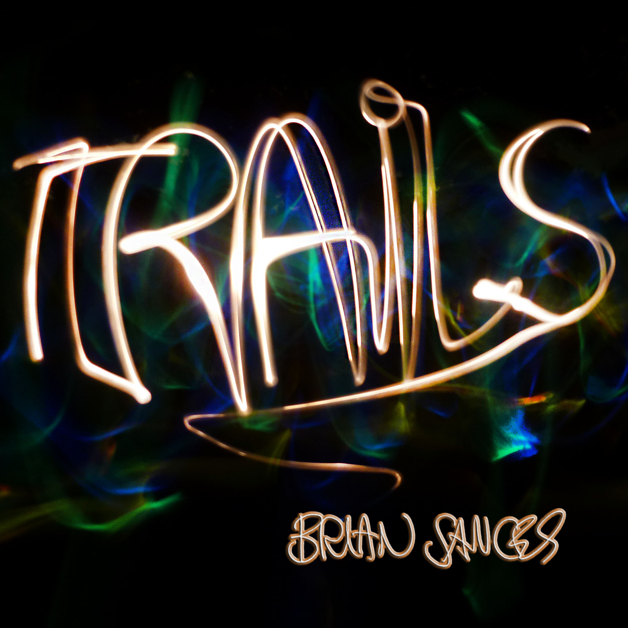 """Trails"" Album Cover"