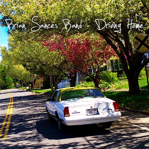 """Driving Home"" Album Cover"