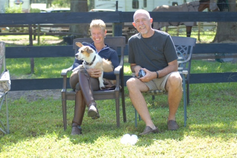 Jill, Darrell, and Watson