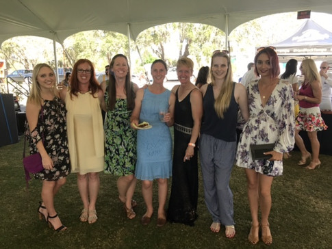 Ladies at DI Polo