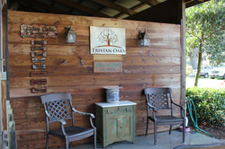 Main Barn Porch