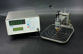 抵抗率測定器