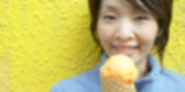 Eat the ice cream