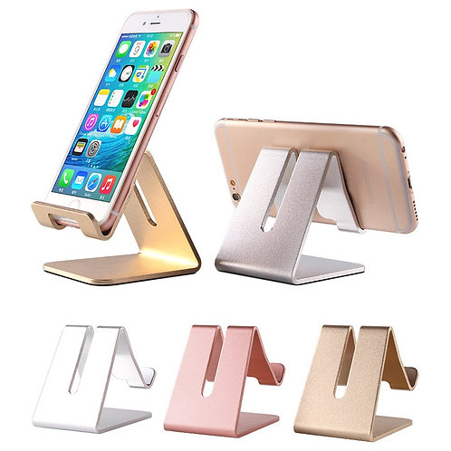 Aluminum Mobile Phone Holder Lazy Stand Table Desk Mount Stand